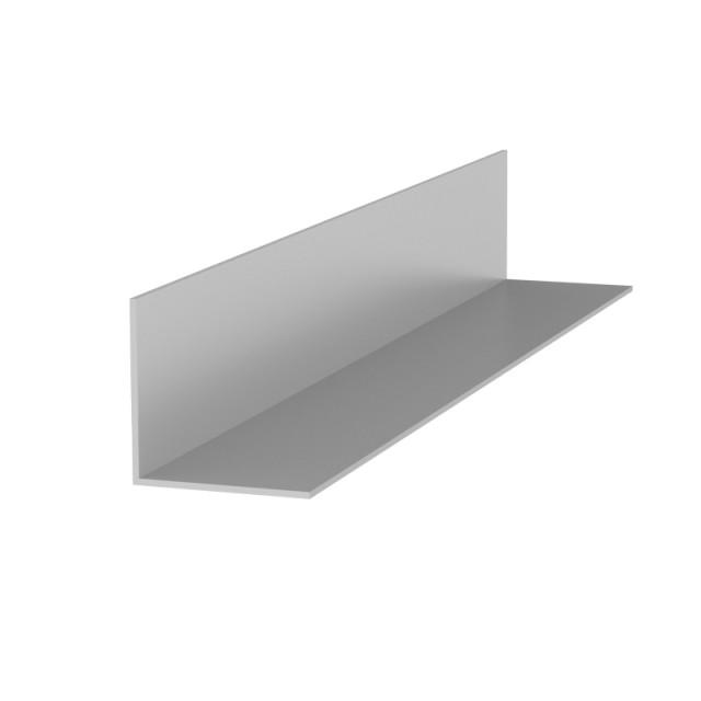 L-SHAPE ALUMINUM PROFILE 30x30 ANODISED